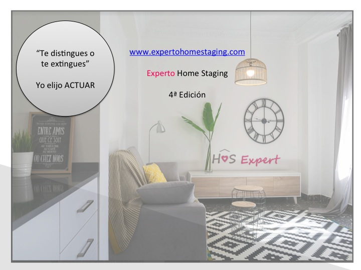 Curso online Home Staging